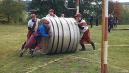 Schottische Traditions-Wettkämpfe im Rhöner Land