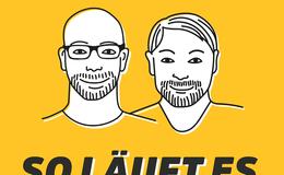 So läuft es - Peter Tauber und Mike Kleiß starten Laufpodcast