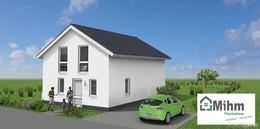 Mihm Thermobau: Einfamilienwohnhaus in Hungen besichtigt