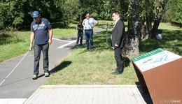 Wandeln auf der Fuldaschleife: Lutherweg bekommt barrierefreien Nachbarn