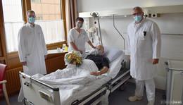 1.000. Hernien-Patient: Wichtiger Meilenstein für Zentrum im Kreiskrankenhaus