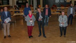 Alfred Rost ist mit dem Ehrenbrief des Landes Hessen ausgezeichnet worden