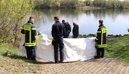 Spaziergänger findet Leiche im Main bei Hanau- Hintergründe unklar