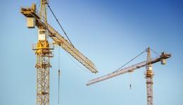 Bauindustrie Hessen-Thüringen: Bauen wird deutlich teurer