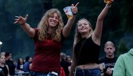 Das Haune Rock am Freitagabend - Bilderserie (2) von Carina Jirsch