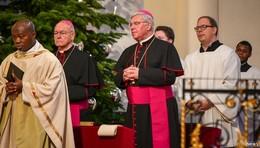 Alljährlich am Neujahrsmorgen: Bistums-Empfang im Refektorium