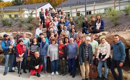 Familiäres Zusammentreffen: Tag der Begegnung in der Lebensbrücke