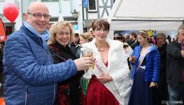 ApfelFest und -flüssig lockt viele Gäste in die Ohmstadt - Stadtfest begeistert