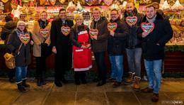 Jury bewertet: Wer hat den schönsten Weihnachtsmarktstand?
