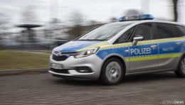 Frontalzusammenstoß bei Bad Salzschlirf: Motorradfahrer verletzt sich schwer