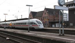 Bahnprojekt Fulda-Gerstungen: Mit einer Stimme für ICE-Halt sprechen