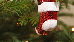 Unterstützung für lokalen Einzelhandel: Lauterbacher WeihnachtsStrumpf-Aktion