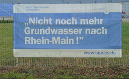 Linke Vogelsberg: Reduzierung der Trinkwasserentnahme ist erfreulich
