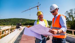 Bewirb dich jetzt als Bauingenieur/Bauleiter (m/w/d) bei GIEBEL BAU