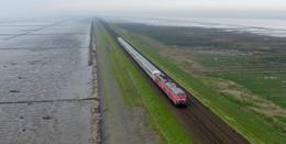 Bahn nimmt neue IC-Verbindung über Fulda nach Sylt ins Programm