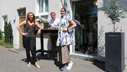 Stardesignerin Anja Gockel bringt Sommer-Kollektion Asuka mit