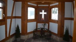 Muttergottesfigur aus Melterser Christopherus Kapelle plötzlich verschwunden