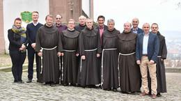 Deutsche Franziskanerprovinz will das Kloster Frauenberg stärken