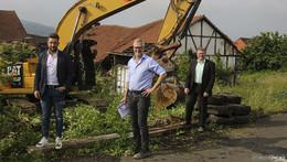 Eigentums-Wohnanlage kommt: Jetzt starten endlich die Bauarbeiten