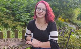 Leonie Schmitt erfüllt sich im Vogelsberg ihren Traumberuf als Krankenschwester