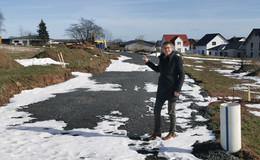 Bürgermeister Dirk Noll freut sich über riesengroße Nachfrage an Bauplätzen