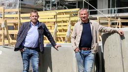 Wohnquartier An der Fulda Aue:  Einzugstermine rücken in greifbare Nähe