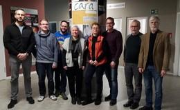 FWG besucht Buchcafé: Differenzierte Betrachtung bringt uns weiter