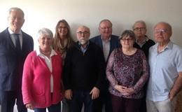 Förderverein der Telefonseelsorge Fulda wählt neuen Vorstand