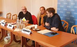 Diskussion über die Auswirkungen der Digitalisierung auf die Arbeitnehmer