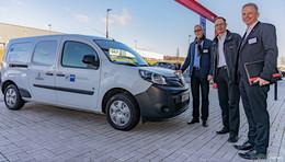 10.000 Fahrzeuge: Grüne Wasserstoffwirtschaft für Logistikstandort Osthessen?