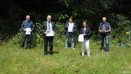 Naturschutz über die Laufzeit des Naturschutzgroßprojektes hinaus gesichert