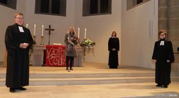 Evangelischer Festgottesdienst zum Reformationstag in der Christuskirche