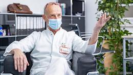 Klinikum Fulda nimmt schwerkranke COVID-Patienten aus Rhein-Main auf