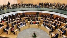 Premieren-Sitzung des XXL-Landtags: O|N-Live-Ticker ist beendet