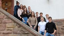 Zweiter im Gruppenwettbewerb: Schülergruppe gewinnt bei Tag der Mathematik