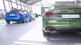 Hochwertig und geprüft: Audi-Gebrauchtwagen :plus bei Deisenroth & Söhne