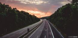 Verkehrslage in Corona-Zeiten: Kaum Staus auf Hessens Straßen