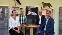 Hessische Verwaltung des UNESCO-Biosphärenreservats Rhön jetzt in Hilders