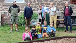 Rotary Club spendet 500 Euro: Kochen als eine pädagogische Aufgabe