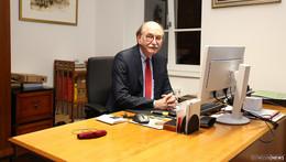 Rainer-Hans-Vollmöller tritt fünfte Amtsperiode an: Bin überrascht!