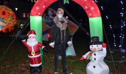 Mini-Weihnachtsmarkt to go -  Kulturkneipe News Sun öffnet ihre Fenster