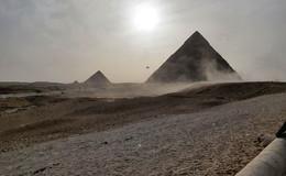 Eine Weltreise in Corona-Zeiten: Tauchgang in Ägyptens Vergangenheit