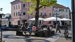 Auch Hünfeld will Modellregion zur Öffnung ein Einzelhandel und Gastro werden