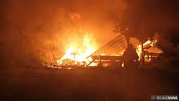 Nach Brand auf Campingplatz: Feuerteufel muss für vier Jahre ins Gefängnis
