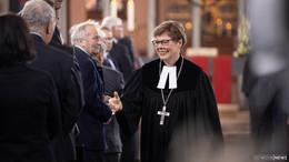 Beate Hofmann: Erste Bischöfin der Evangelischen Kirche Kurhessen-Waldeck