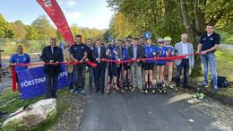 Gersfelder Skirollerbahn offiziell eingeweiht