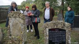 Jüdische Besucher in Willmars: Vergessen darf man nie