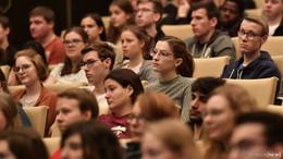 Fulda begrüßt Erstsemester - Win-Win-Situation für beide Seiten