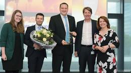 DS Smith gewinnt erneut Nestlé-Lieferanten-Award in Gold