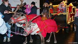 Märchenhafter Weihnachtsmarkt am Klostergarten eröffnet seine Pforten